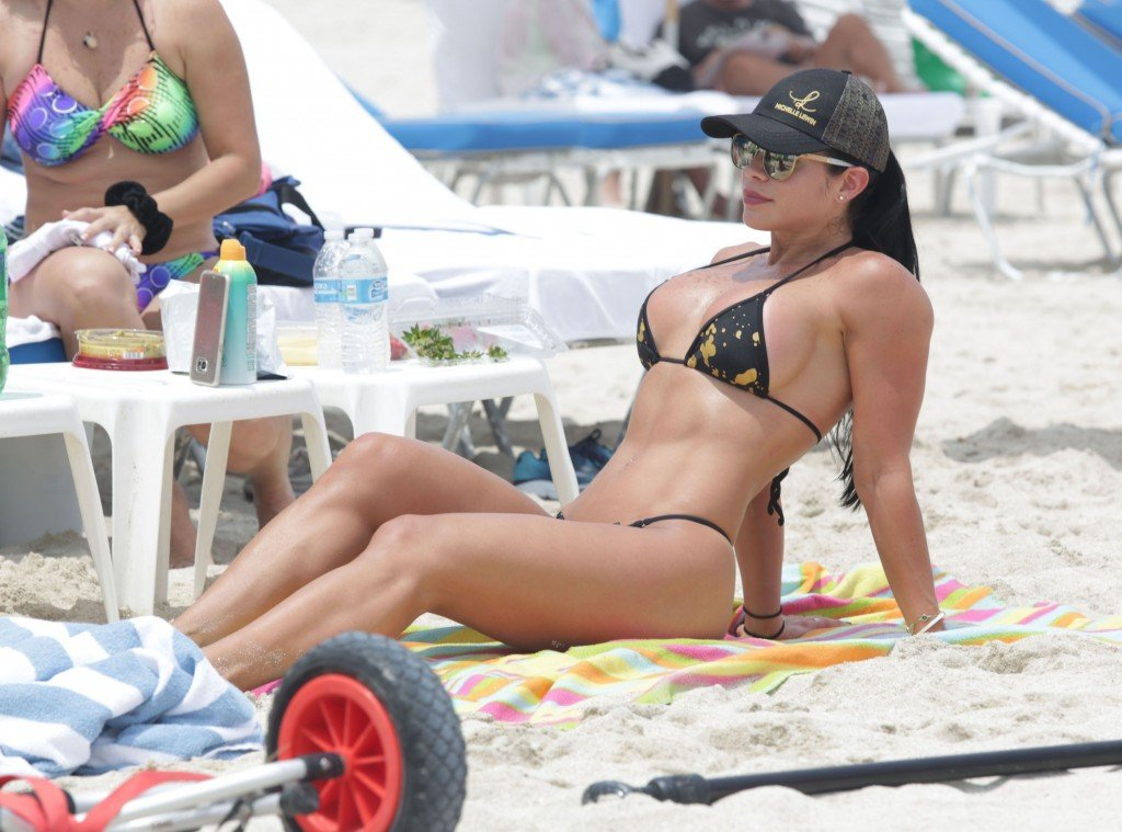 Michelle Lewin Sexy 3