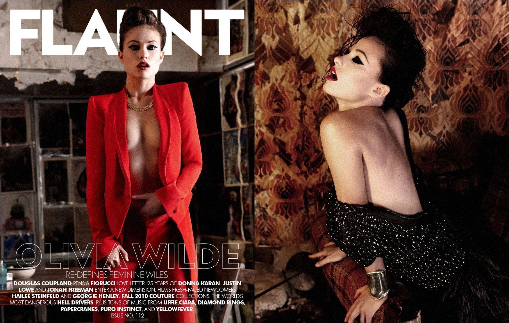 Celeb Olivia Wilde Nude Clips Photos