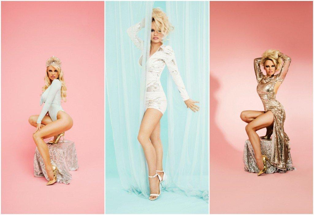 Pamela Anderson Sexy (10 Photos)