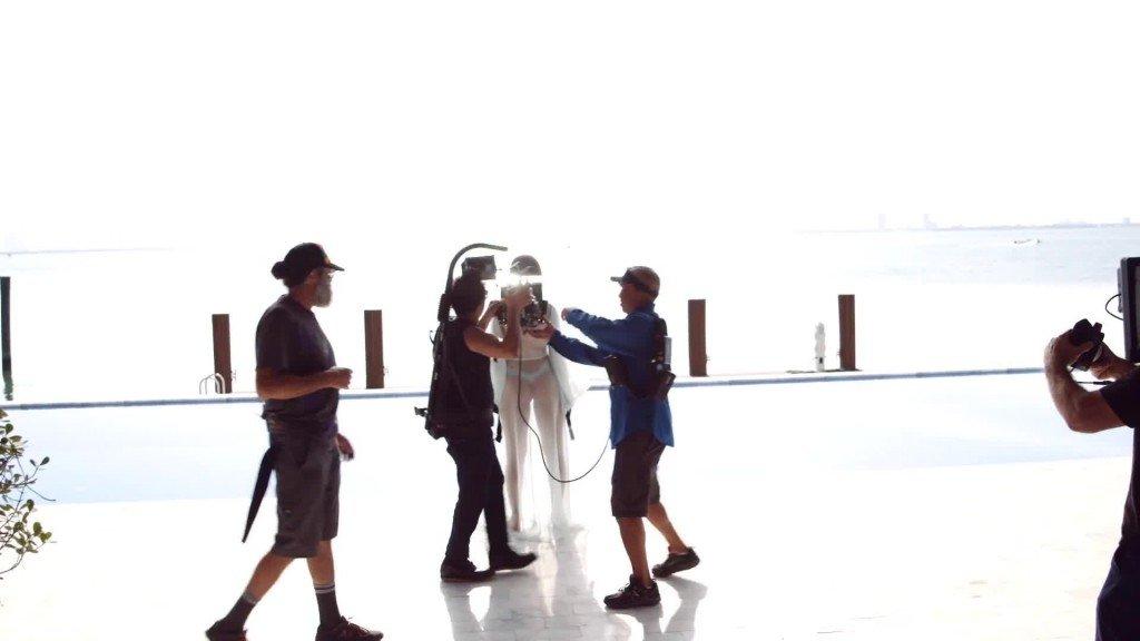 Rihanna See Through (13 Photos + Video)