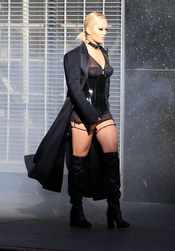 Rita Ora See Through Sexy 10