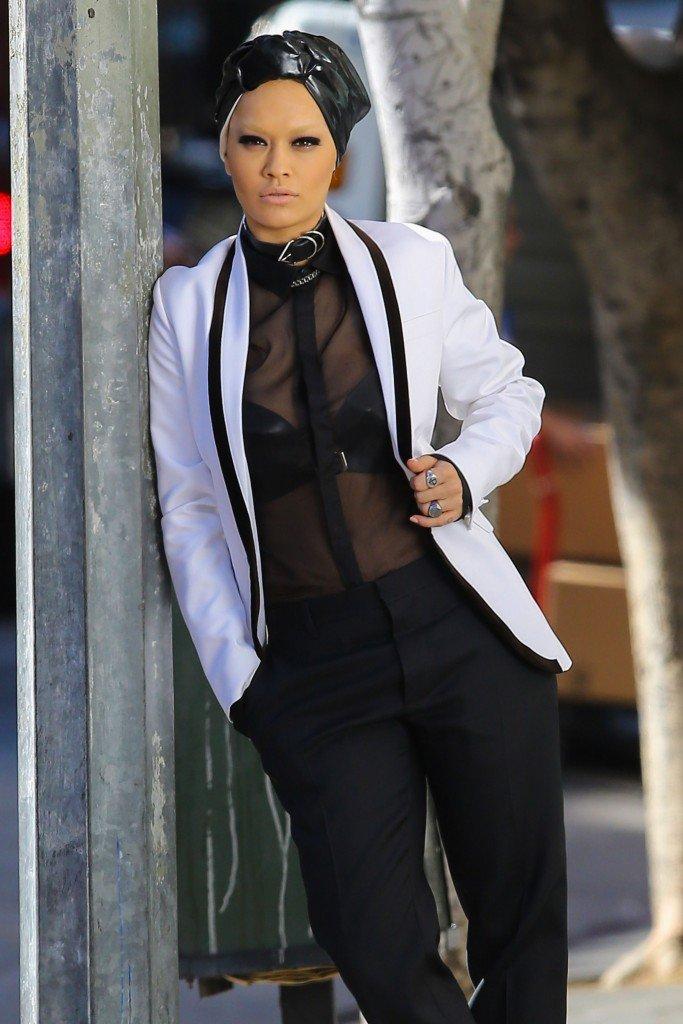 Rita Ora See Through Sexy 100