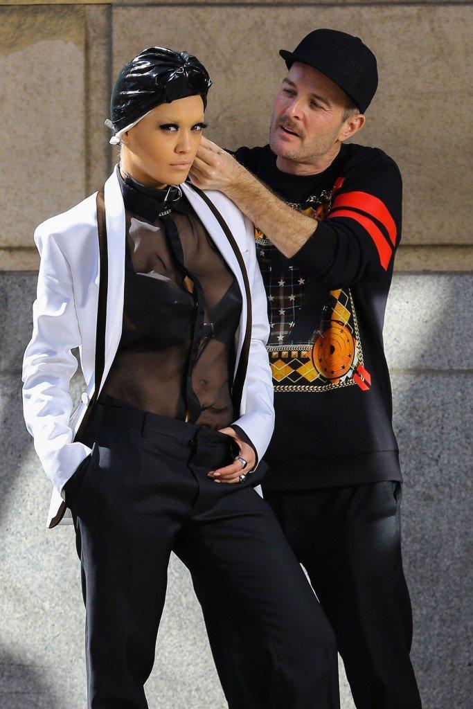 Rita Ora See Through Sexy 102