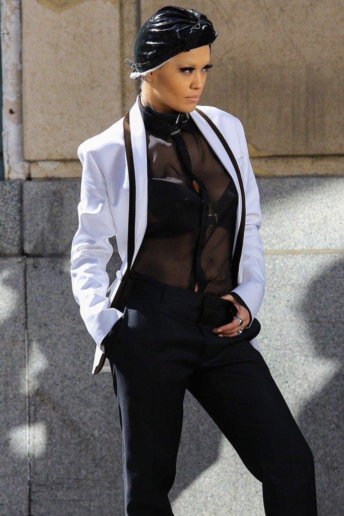 Rita Ora See Through Sexy 104