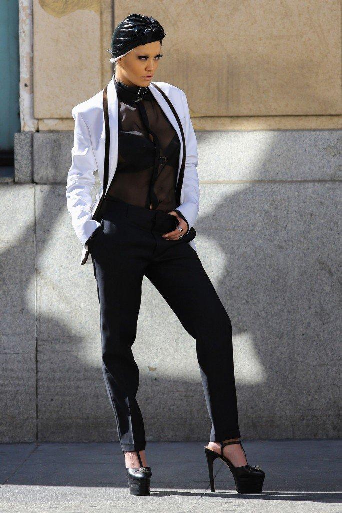 Rita Ora See Through Sexy 106