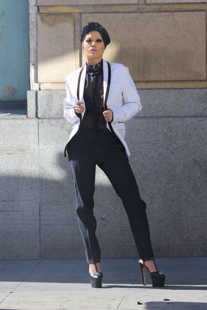 Rita Ora See Through Sexy 107