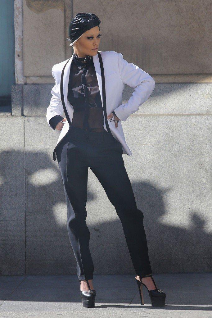 Rita Ora See Through Sexy 108