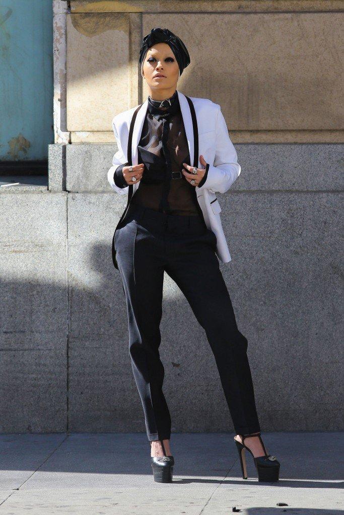 Rita Ora See Through Sexy 109