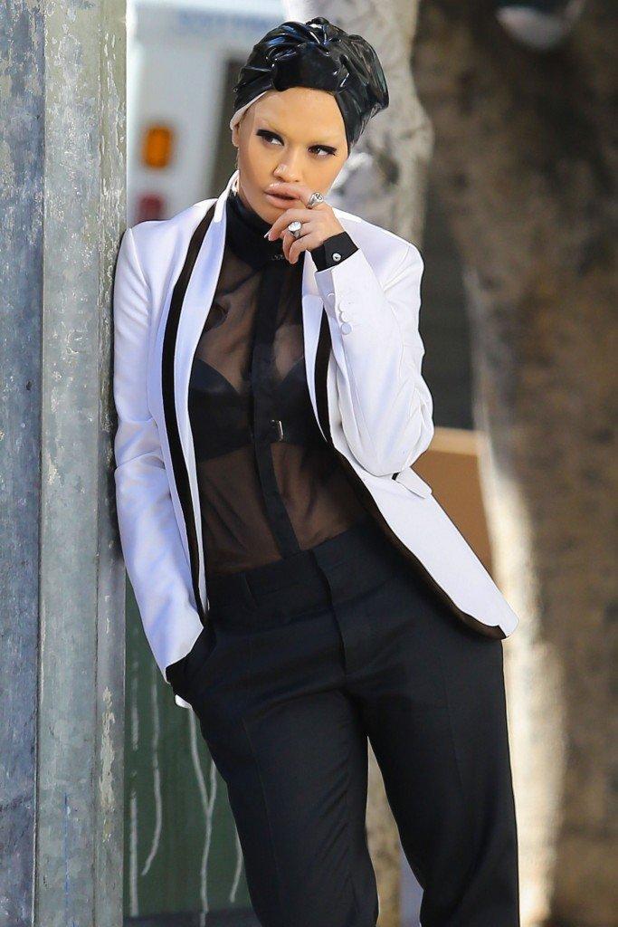 Rita Ora See Through Sexy 113