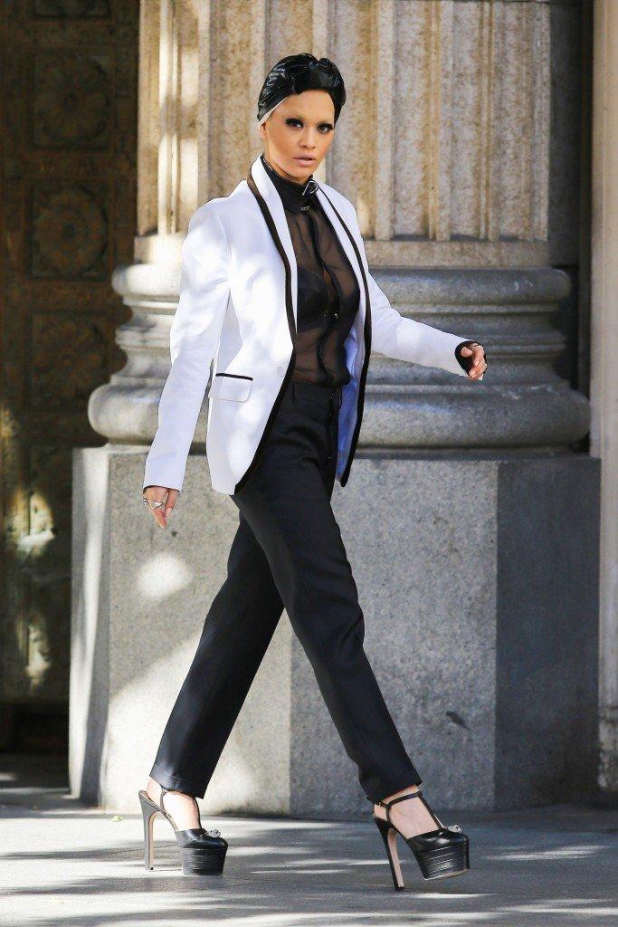 Rita Ora See Through Sexy 115