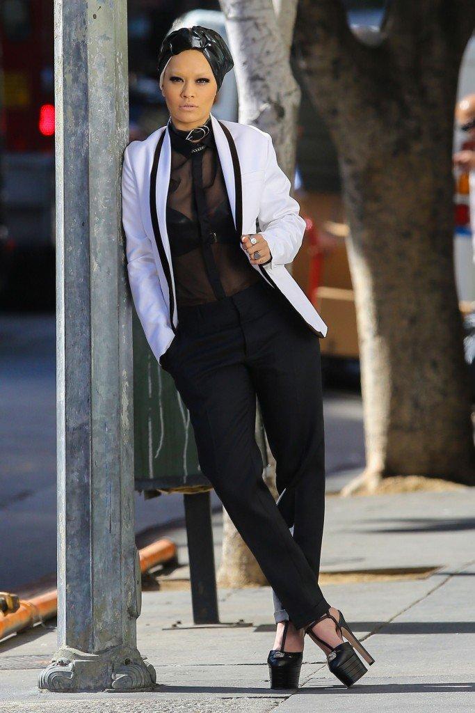 Rita Ora See Through Sexy 116