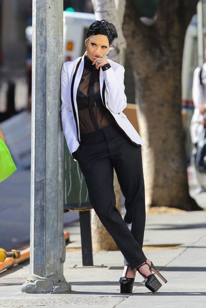 Rita Ora See Through Sexy 117