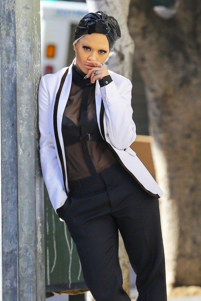Rita Ora See Through Sexy 118