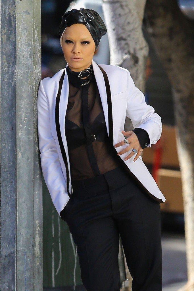 Rita Ora See Through Sexy 120