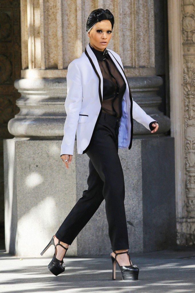 Rita Ora See Through Sexy 122