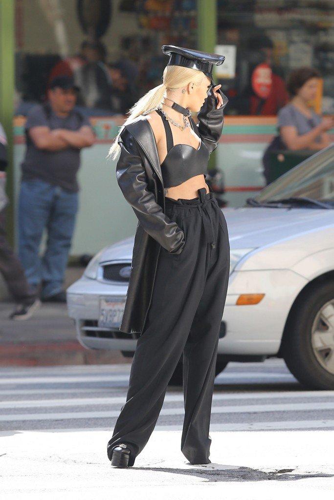 Rita Ora See Through Sexy 128