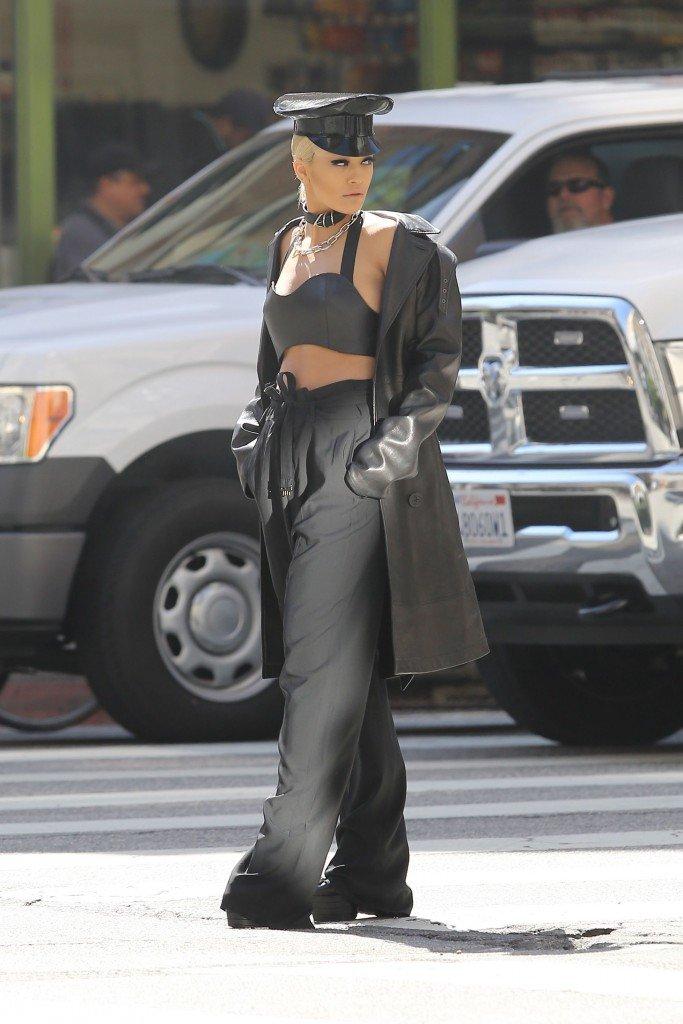 Rita Ora See Through Sexy 130