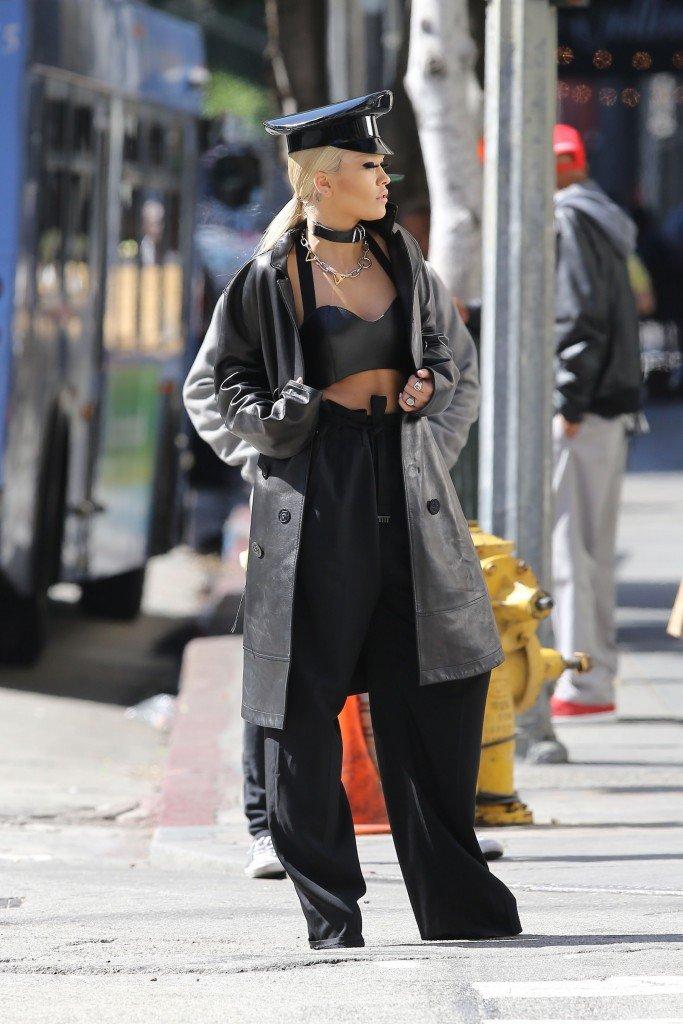 Rita Ora See Through Sexy 133