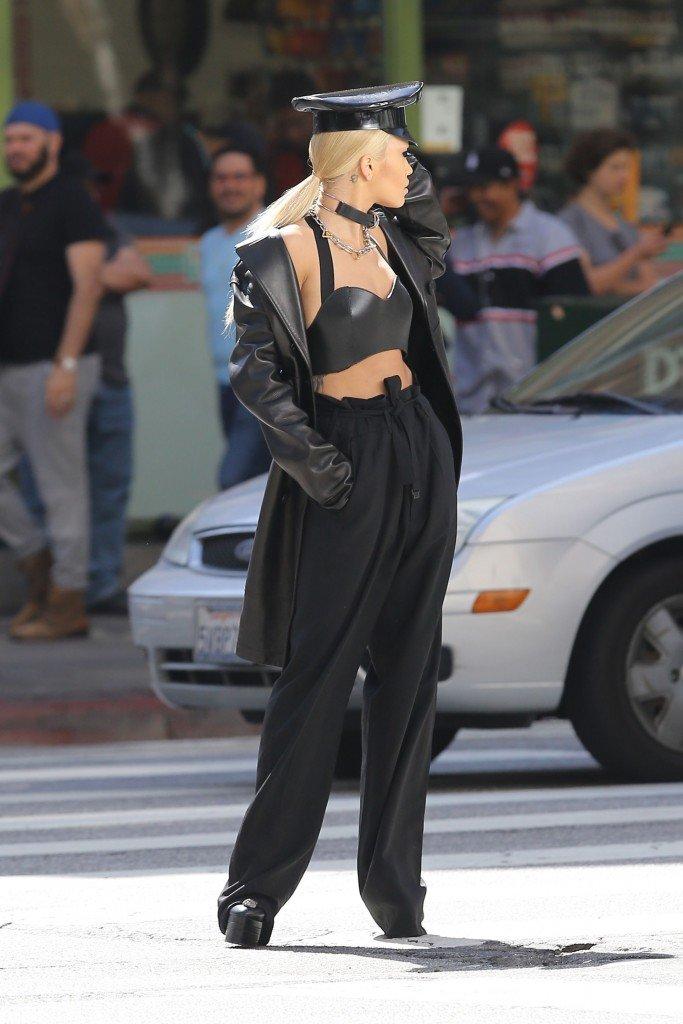 Rita Ora See Through Sexy 134