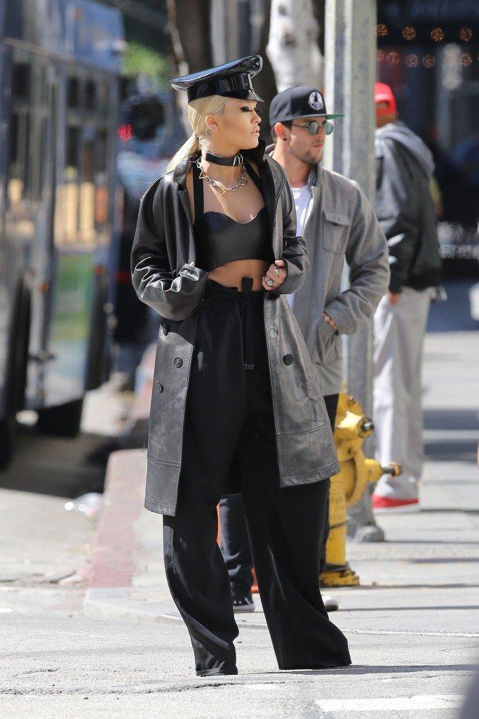 Rita Ora See Through Sexy 136