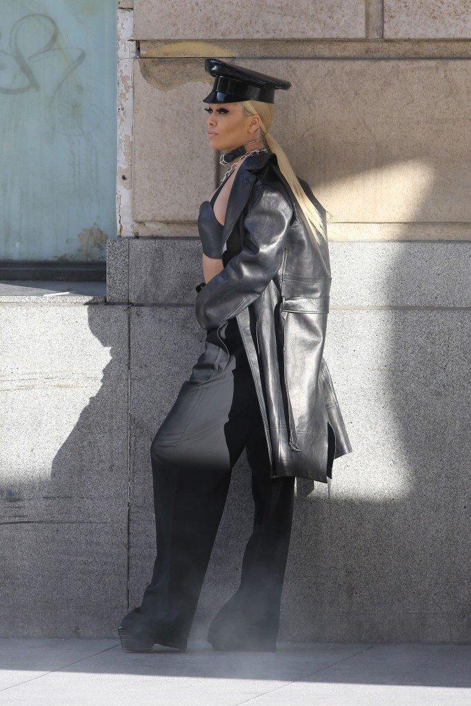 Rita Ora See Through Sexy 137