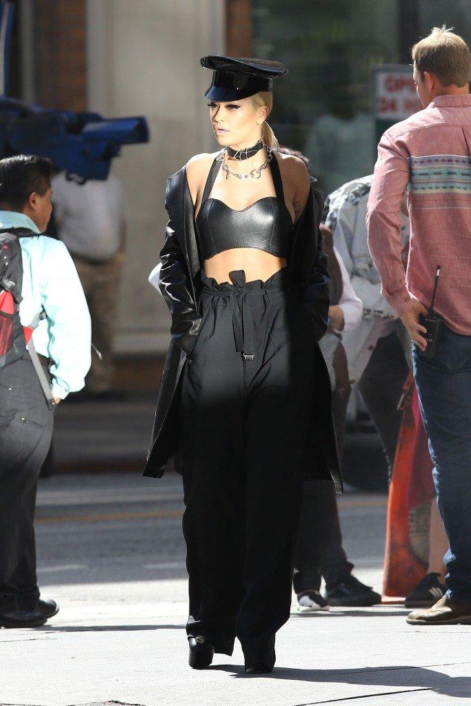 Rita Ora See Through Sexy 139
