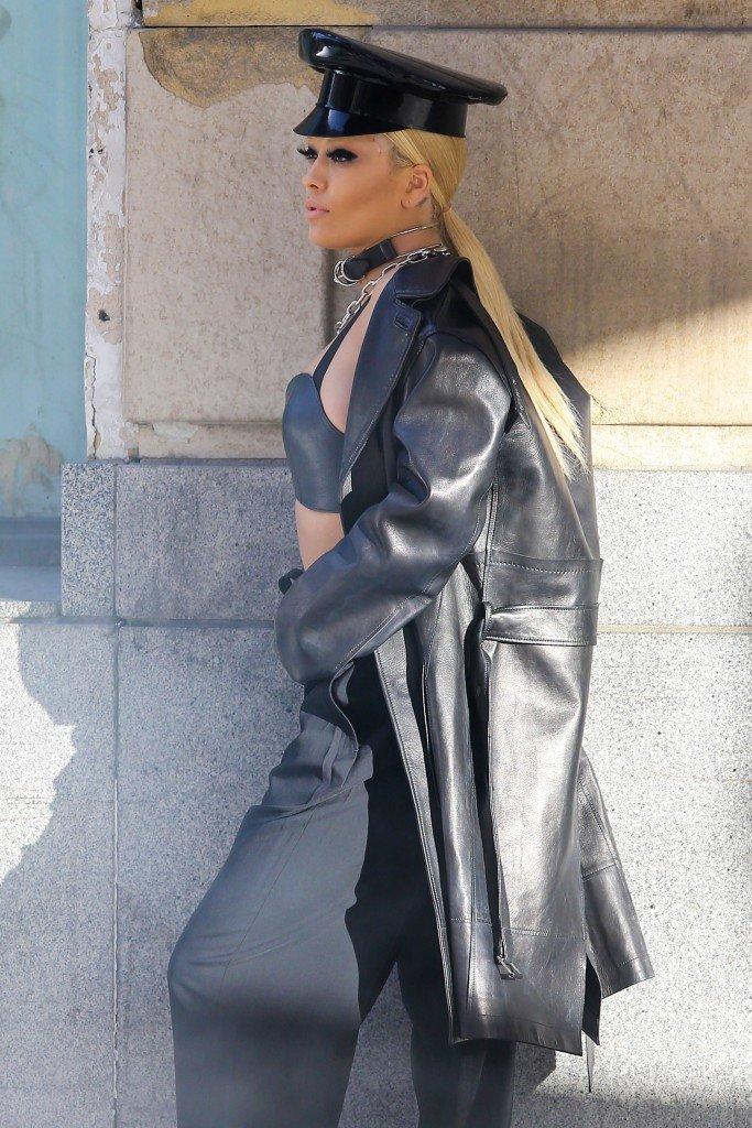 Rita Ora See Through Sexy 141