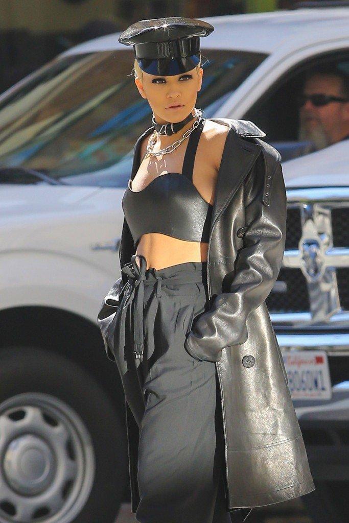 Rita Ora See Through Sexy 142