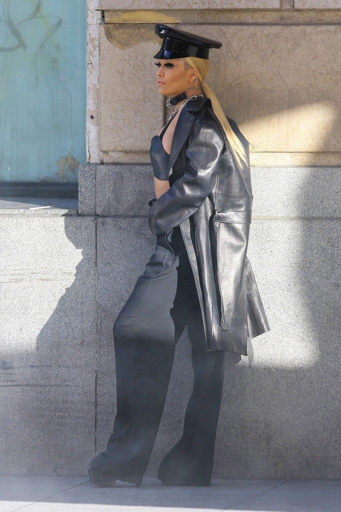 Rita Ora See Through Sexy 143