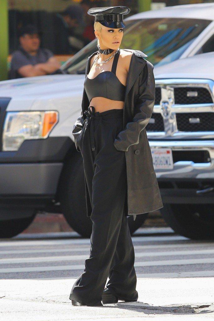 Rita Ora See Through Sexy 147