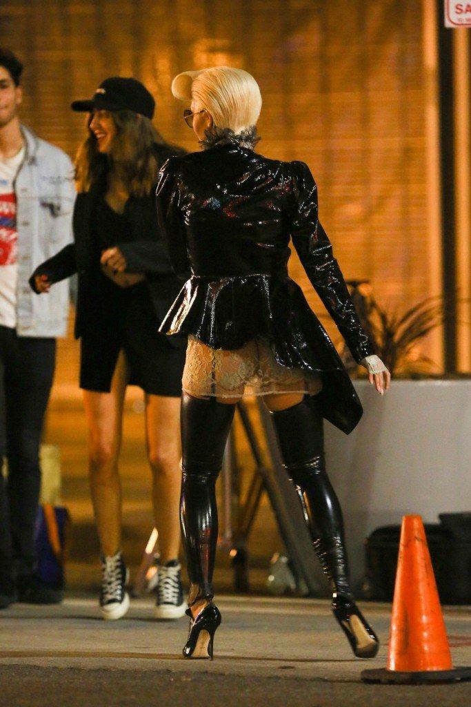 Rita Ora See Through Sexy 149