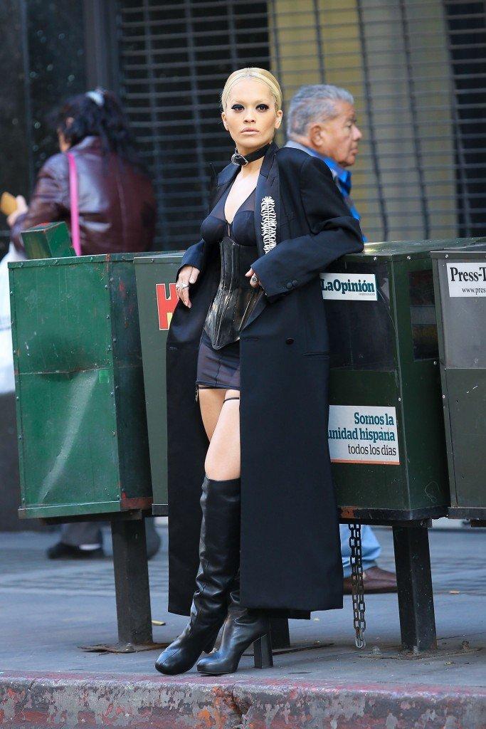 Rita Ora See Through Sexy 15