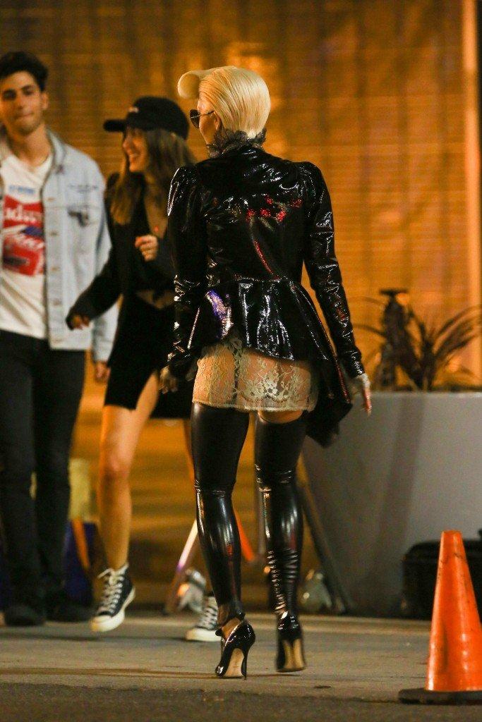 Rita Ora See Through Sexy 153