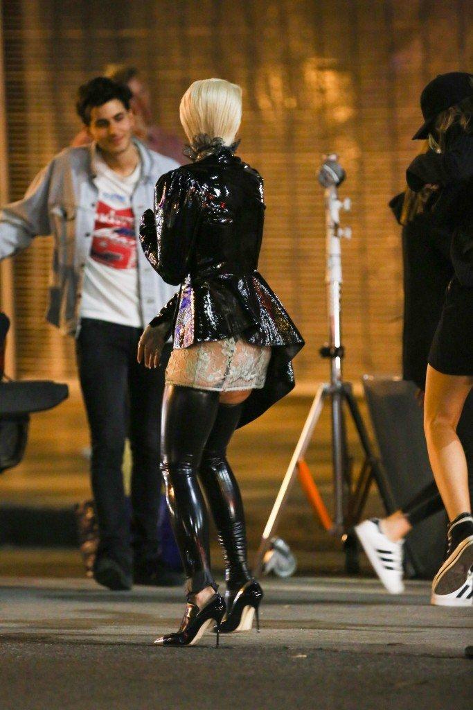 Rita Ora See Through Sexy 156
