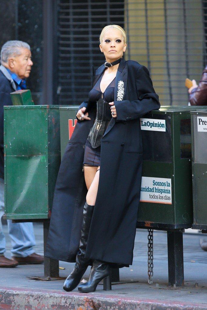 Rita Ora See Through Sexy 16