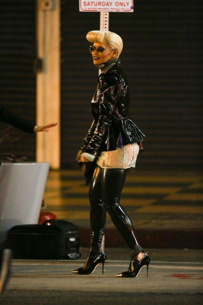 Rita Ora See Through Sexy 161