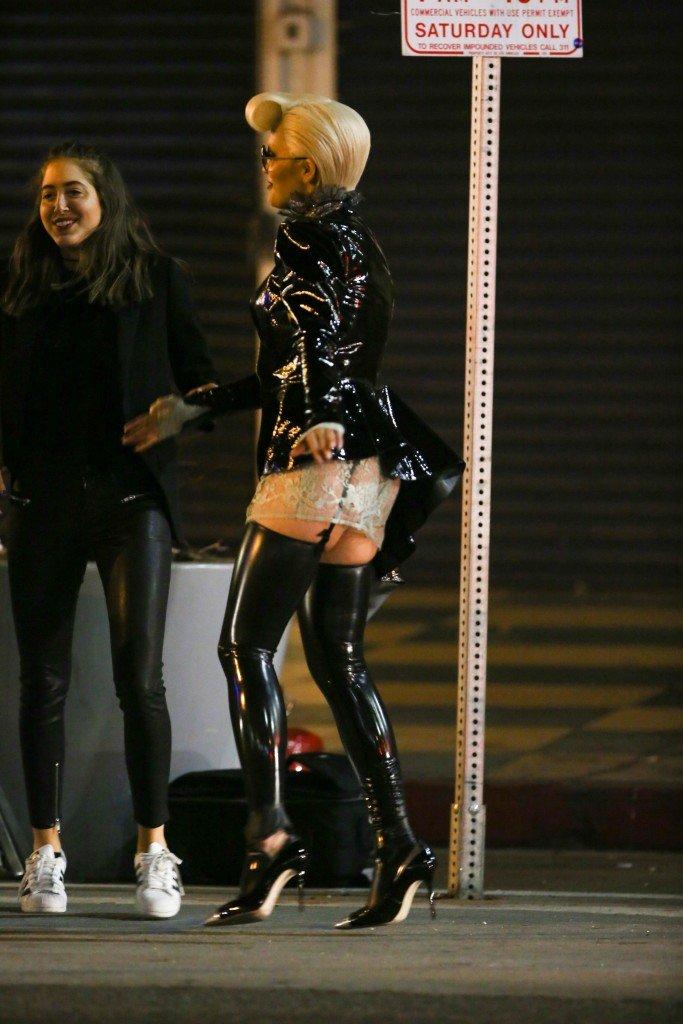 Rita Ora See Through Sexy 162