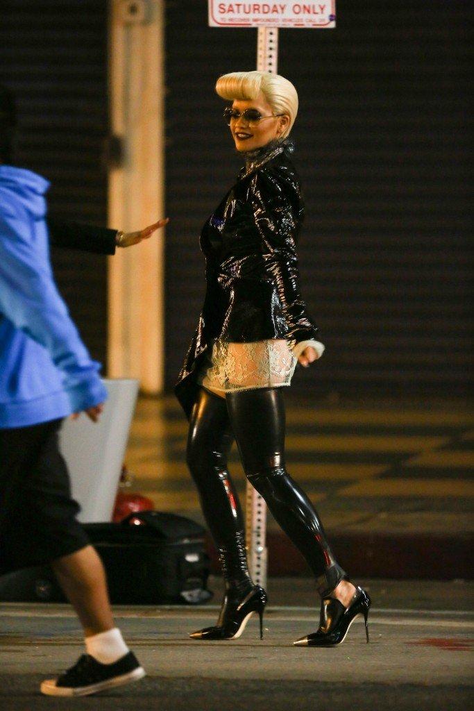 Rita Ora See Through Sexy 163