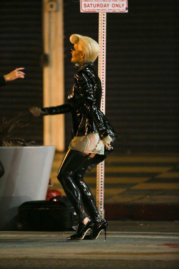 Rita Ora See Through Sexy 165