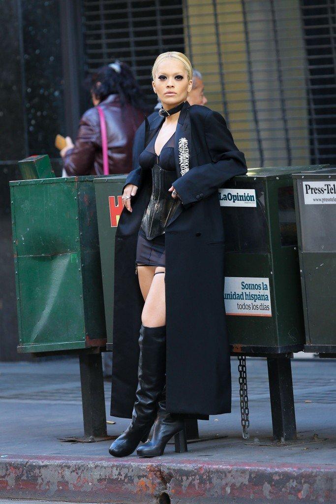 Rita Ora See Through Sexy 17