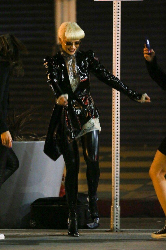 Rita Ora See Through Sexy 170