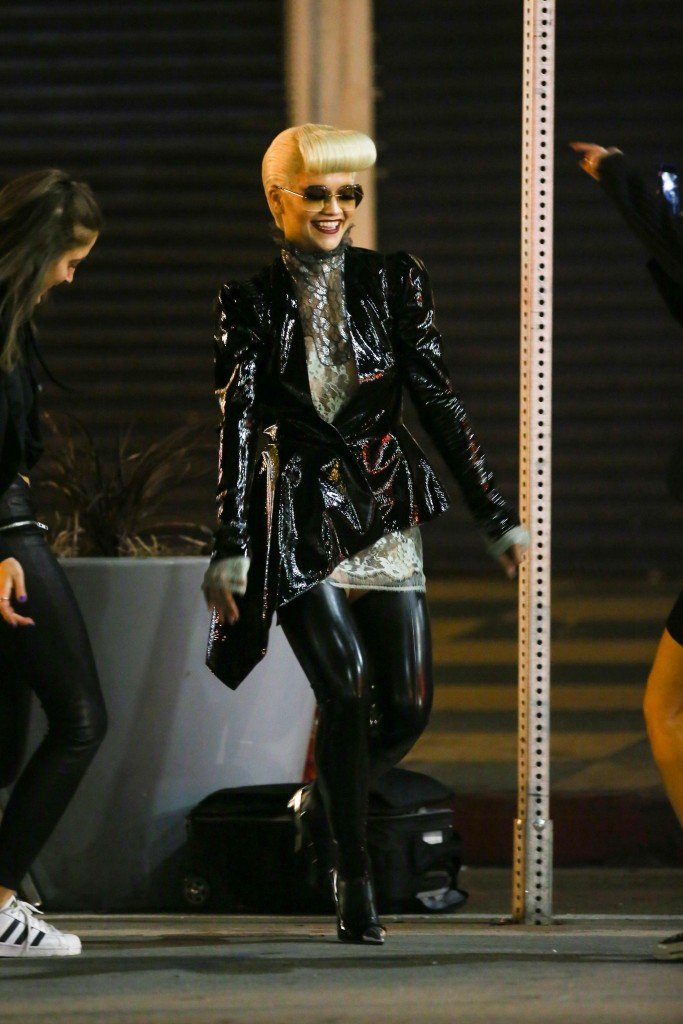 Rita Ora See Through Sexy 171