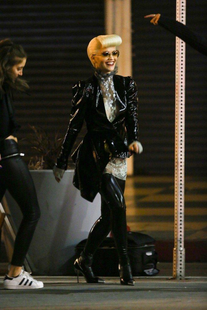 Rita Ora See Through Sexy 173