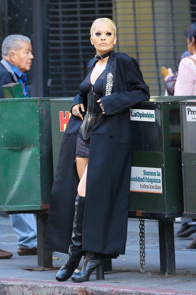 Rita Ora See Through Sexy 18