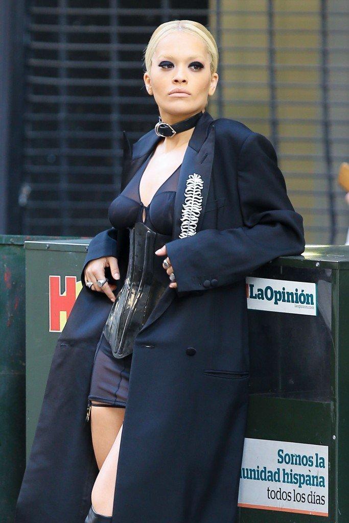 Rita Ora See Through Sexy 19