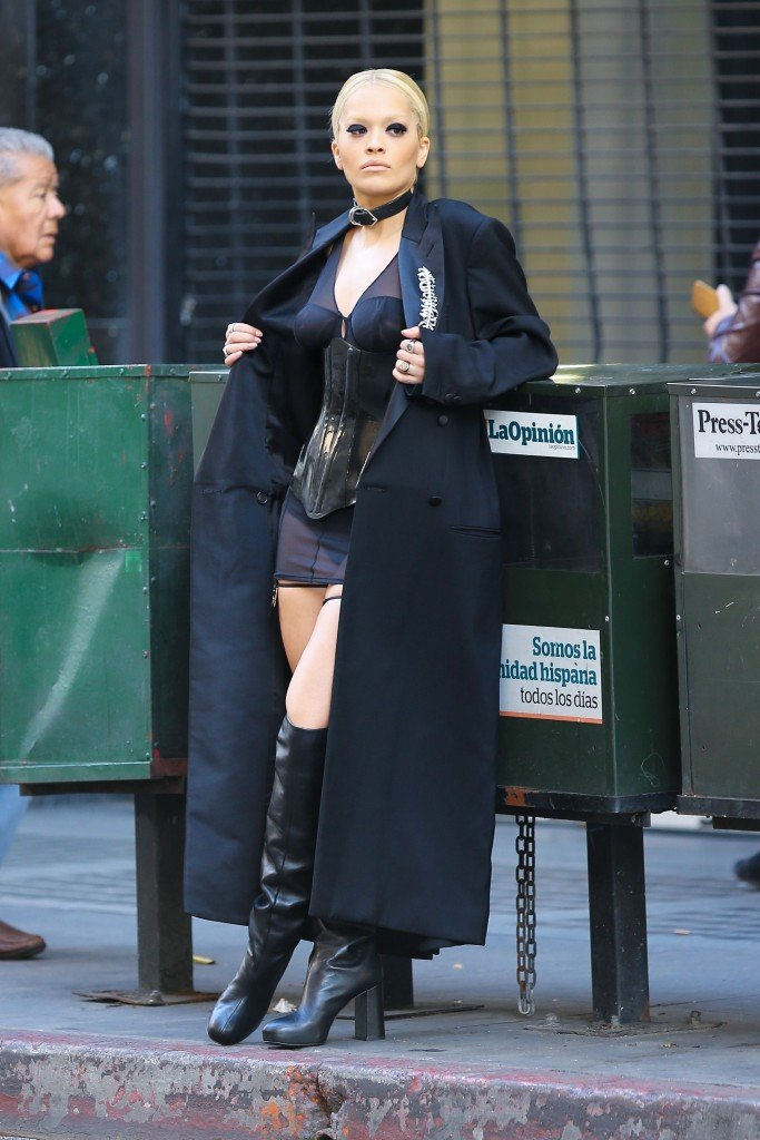 Rita Ora See Through Sexy 20