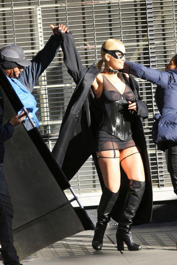 Rita Ora See Through Sexy 21