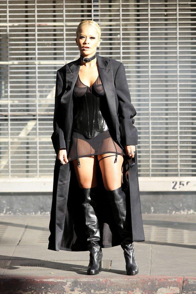 Rita Ora See Through Sexy 22