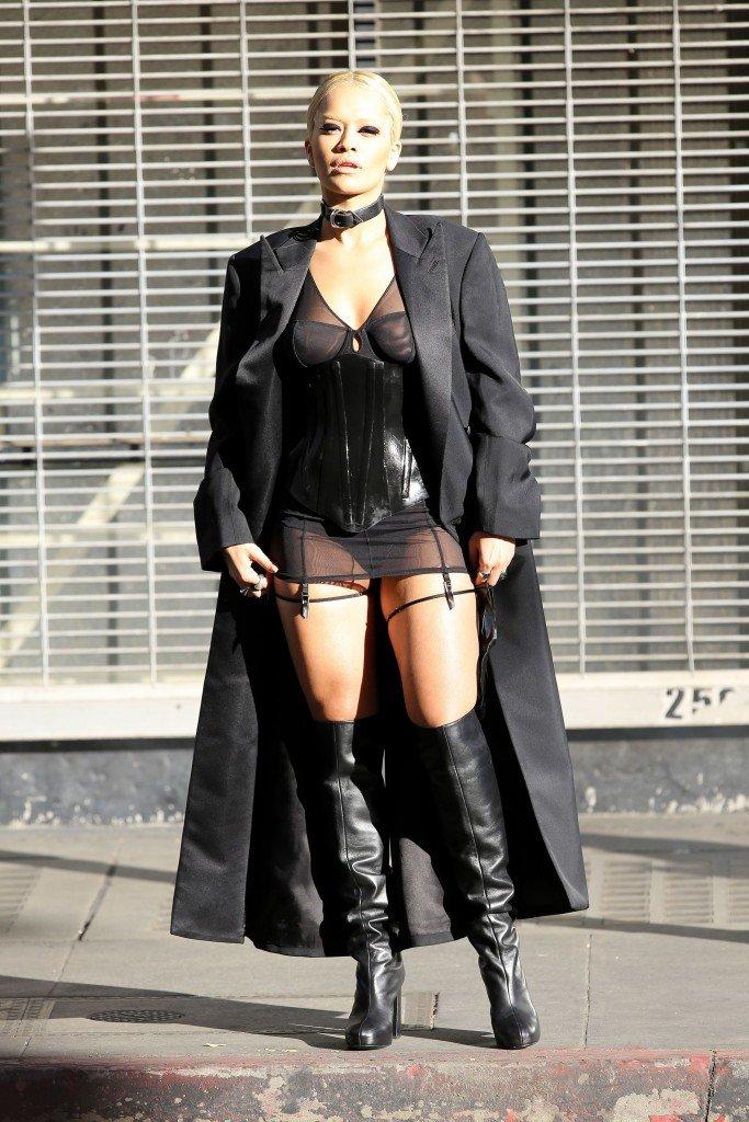 Rita Ora See Through Sexy 23