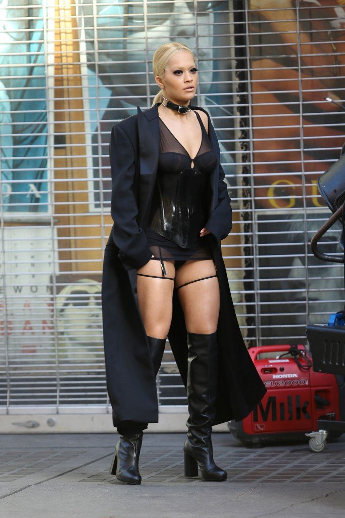 Rita Ora See Through Sexy 24